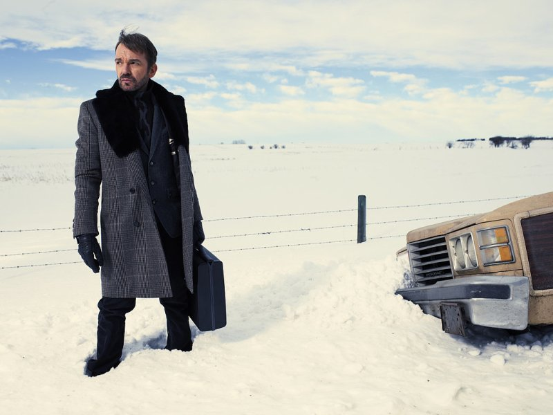 Billy Bob Thornton got the Golden Globe he deserved for his role in Fargo.