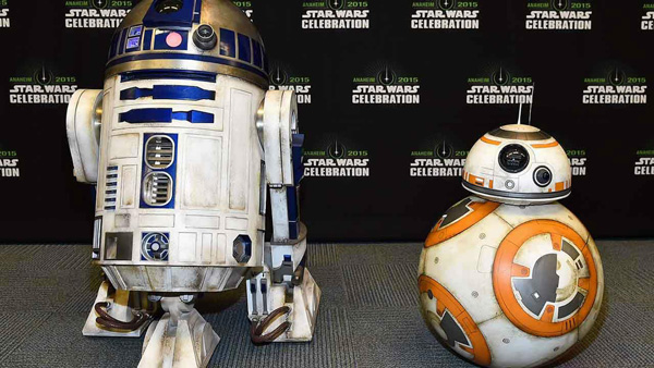 BB-8 and R2-D2