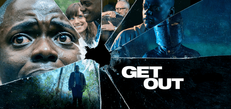 Get Out Movie Poster BTG Lifestyle