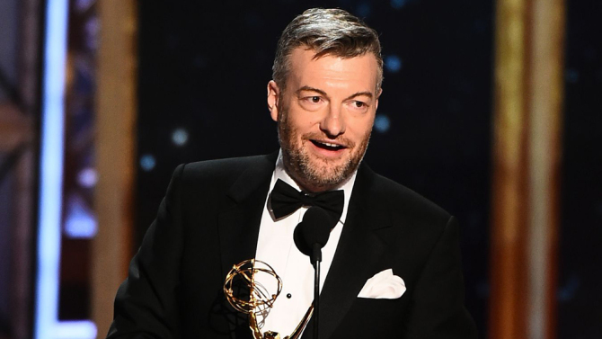 Charlie Brooker, Black Mirror San Junipero - Emmys 2017