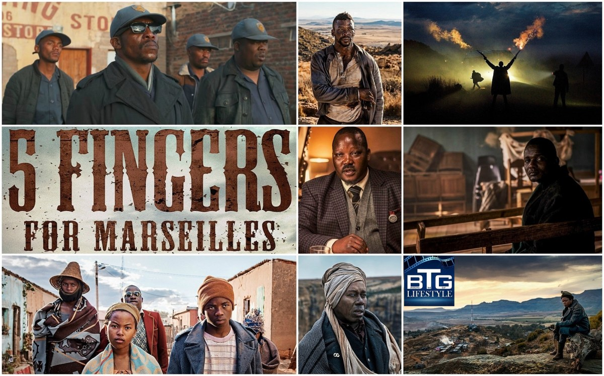 Five Fingers for Marseilles - A Review