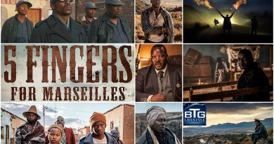 Five Fingers for Marseilles - South African Western - Review by BTG Lifestyle