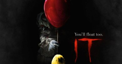 IT 2017 Movie Poster - BTG Lifestyle