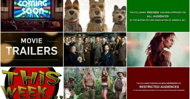 Movie Trailers September 2017 - Tomb Raider Isle of Dogs The Punisher - BTG Lifestyle Movie Blog