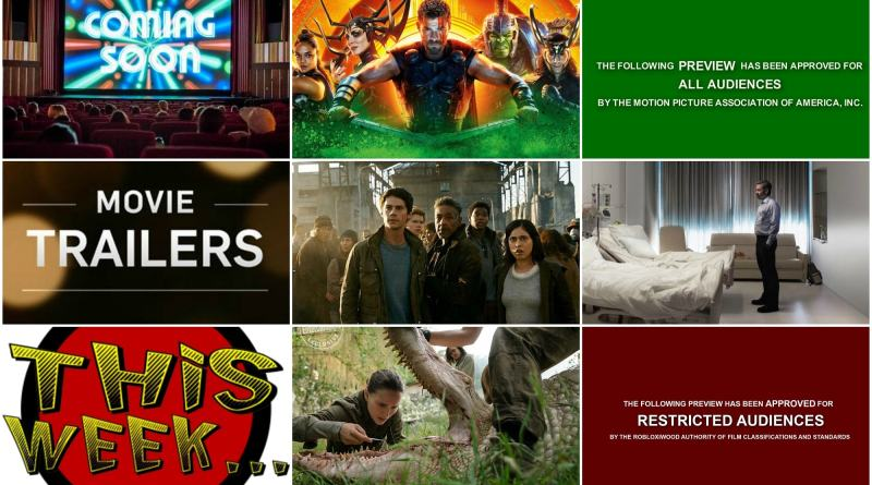 Top Movie Trailers This Week - Annihilation, Gotti & More - BTG Lifestyle
