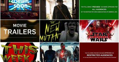 Star Wars, New Mutants, Stranger Things 2 & More Trailers This Week