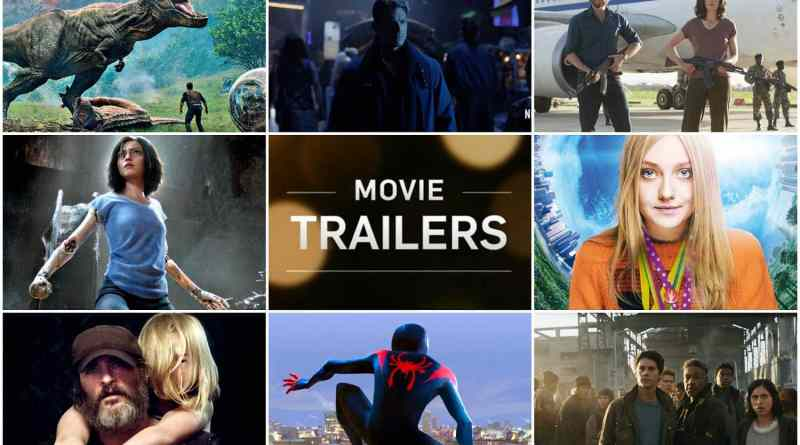 11 New Trailers from the Past Week - BTG Lifestyle