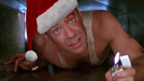 Die Hard Santa Christmas Movie - BTG Lifestyle