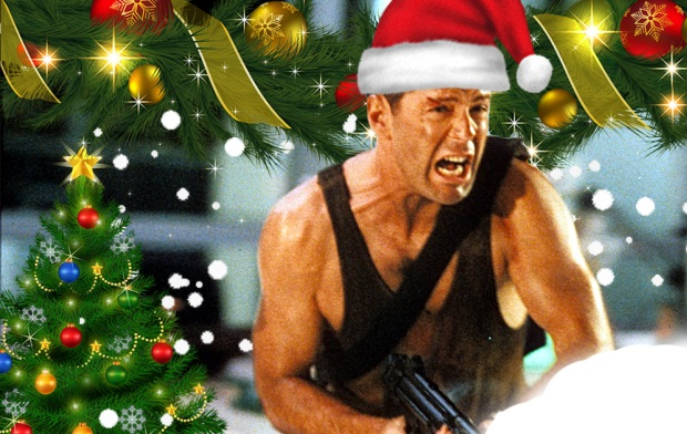 Die Hard Santa McClane