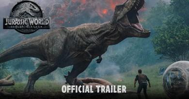 Jurassic World Fallen Kingdom Trailer