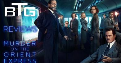 MURDER ON THE ORIENT EXPRESS SPOILER-FREE REVIEW VIDEO