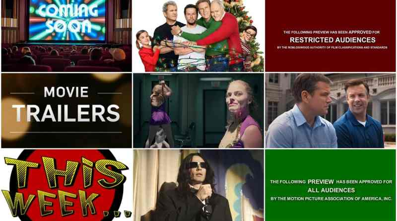 The Disaster Artist, I, Tony & More Trailers this Week