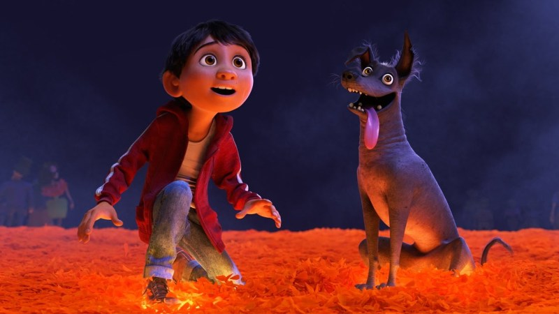 Best Animated Film Coco Golden Globes