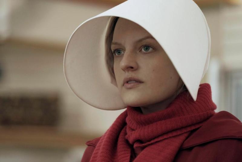 """Elisabeth Moss, """"The Handmaid's Tale"""""""