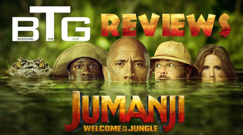 Jumanji Welcome to the Jungle Spoiler-free Review - BTG Lifestyle