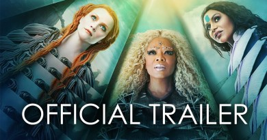 The New Trailer for A Wrinkle in Time is a Trip - BTG Lifestyle