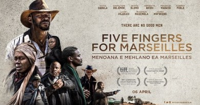 Five Fingers For Marseilles theatrical trailer - BTG Lifestyle