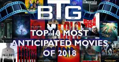 THE TOP 10 MOST ANTICIPATED MOVIES OF 2018- BTG Lifestyle
