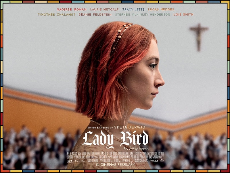 Lady Bird poster - BTG Lifestyle