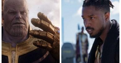 Thanos and Killmonger - Marvel's Year of Villains - BTG Lifestyle - Tendai Sibindi