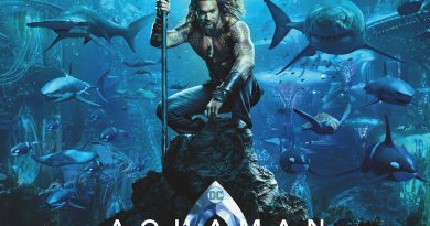 Everything We Know About the Upcoming Aquaman Movie