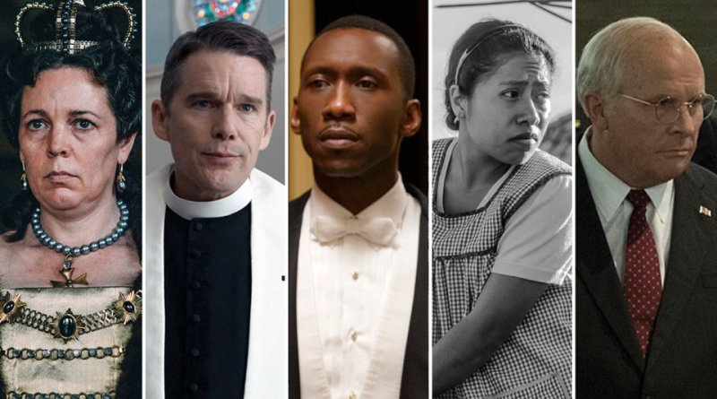 Oscars Predictions 2019: Best Original Screenplay