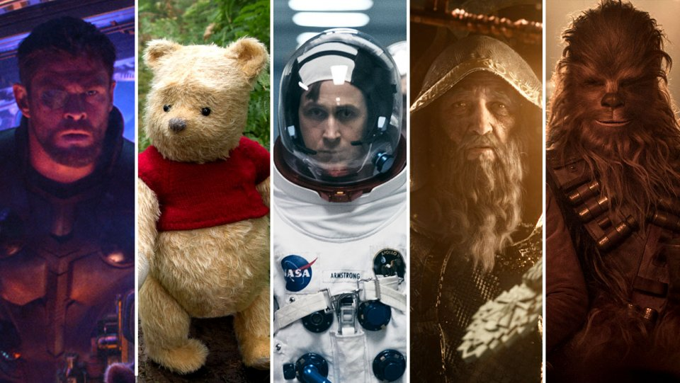 Oscars Predictions 2019: Best Visual Effects