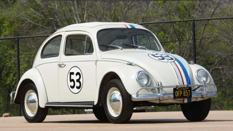 Herbie the car