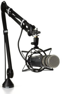 RODE PSA1 Swivel Mount Studio Microphone Boom Arm ذراع تثبيت المايك من رود