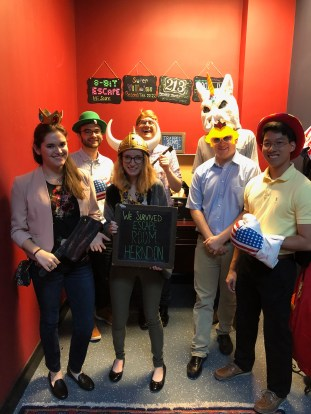 BTI360 Internship Escape Room