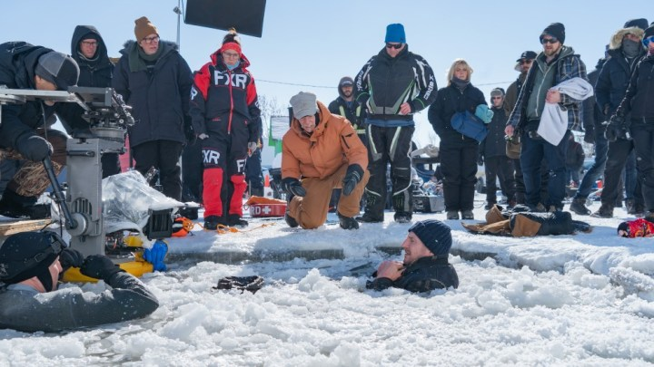Director Series: Jonathan Hensleigh on Creating The Ice Road's Jaw-Dropping  Action Scenes - Below the Line   Below the Line