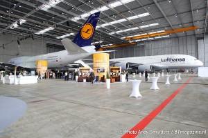 Lufthansa Introduction Boeing 747 800 Business Travel