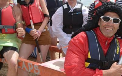 BTMK at Southend Raft Race!