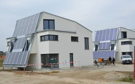House solar panels developed in Italy
