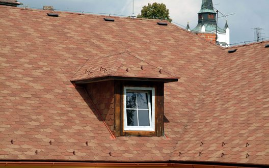 Recommendations for design and installation of roofs with bitumen-polymeric materials