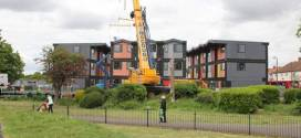 The construction of affordable housing in England