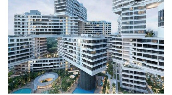 Best building in the world – the vertical village