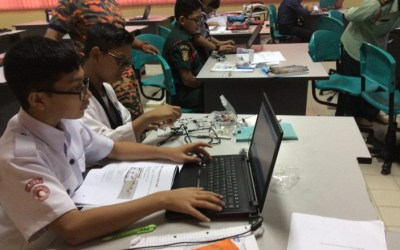 Penyerahan Kit Digital Making & Pusat Digital Maker SBPI Gombak