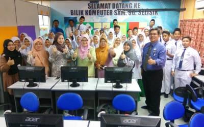 Ujian PISA Selangor 2018