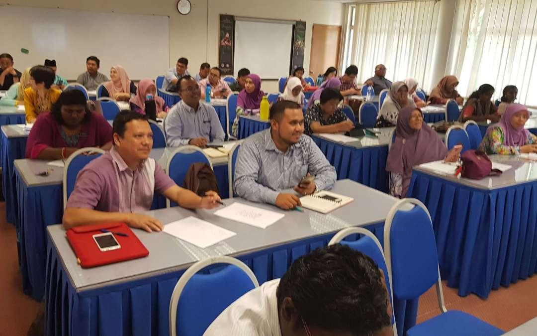 Bengkel Outreach SSQS 2019
