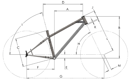 Ranger 2015 Geometry Diagram