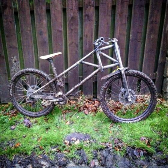 Hack Bike Derby Monster Bike