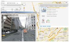 A GPS Street View