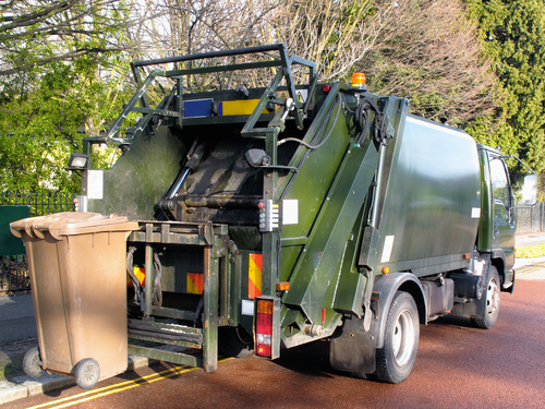 GPS Tracking For Waste Management Businesses