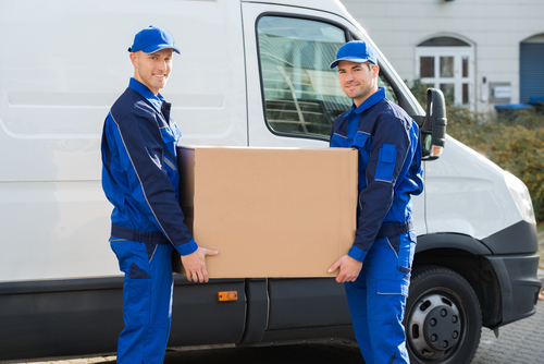 GPS tracking for movers