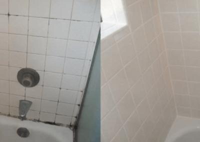 home bathroom tile regrouting