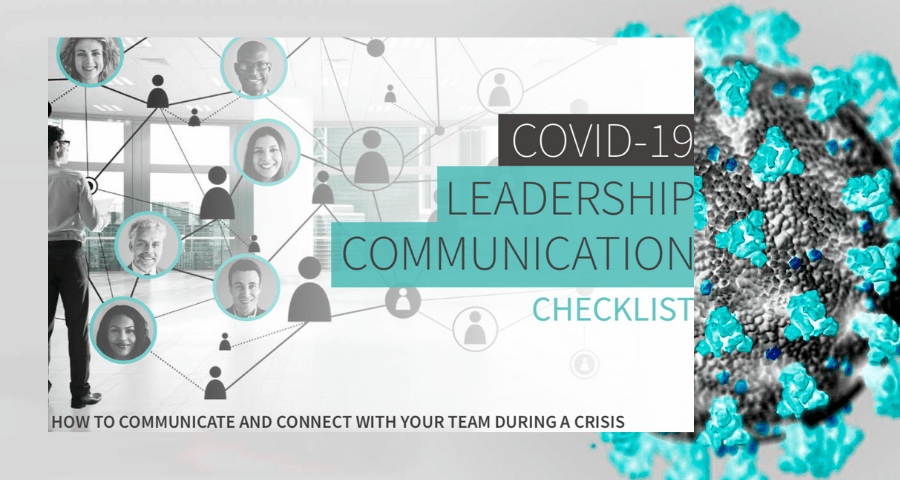 COVID-19 Leadership Communication Checklist