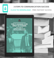 Download the 3 steps to communication success