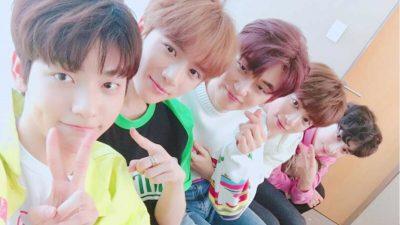 【K-POP男性グループ】メンバーの名前・デビュー日❤︎TXT (TOMORROW X TOGETHER)