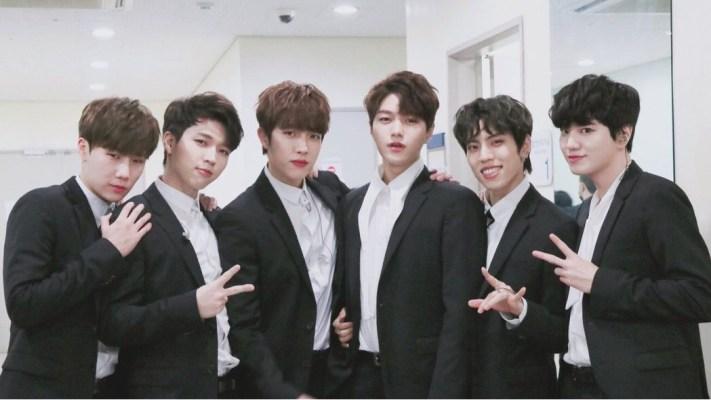 【K-POP男性グループ】メンバーの名前・デビュー日❤︎INFINITE
